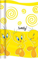 Tweety Bordduk på rull, 7x1,2m