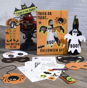 Happy Halloween Trick or Treat Kit (144-596744)