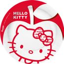 "Hello Kitty ""Apple"" Papptallerkner, medium (18cm)"