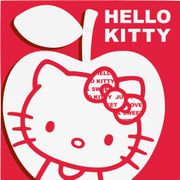 "Hello Kitty ""Apple"" Servietter 20 stk"