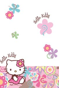 "Hello Kitty ""Bamboo"" Bordduk, 120x180 cm (136-118124)"