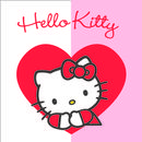 "Hello Kitty ""SweetHeart"" Servietter 20 stk"