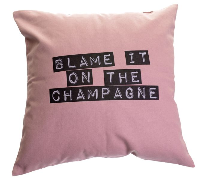 Pute XL 60x60cm Blame-it...