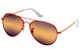 Luxalicious Solbrille - coral