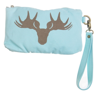 Barfota Makeup Bag - Turkis (181-BF5-90104-57)