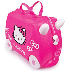 Trunki Barnekoffert Hello Kitty, Rosa