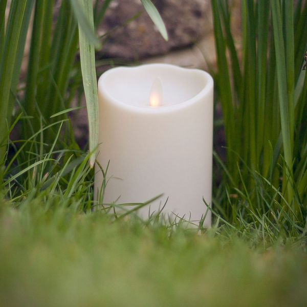 LED-lys Outdoor Ivory 9x18cm