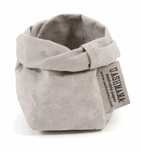 X-Small Paper Bag, Grey