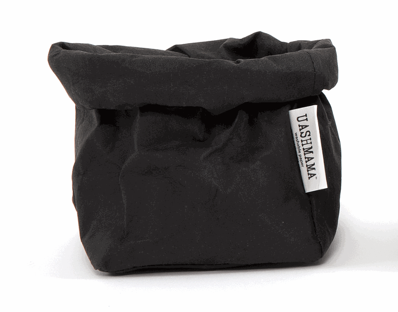 Small Paper Bag, Black