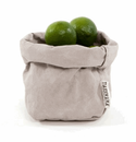Uashmama Small Paper Bag, Grey