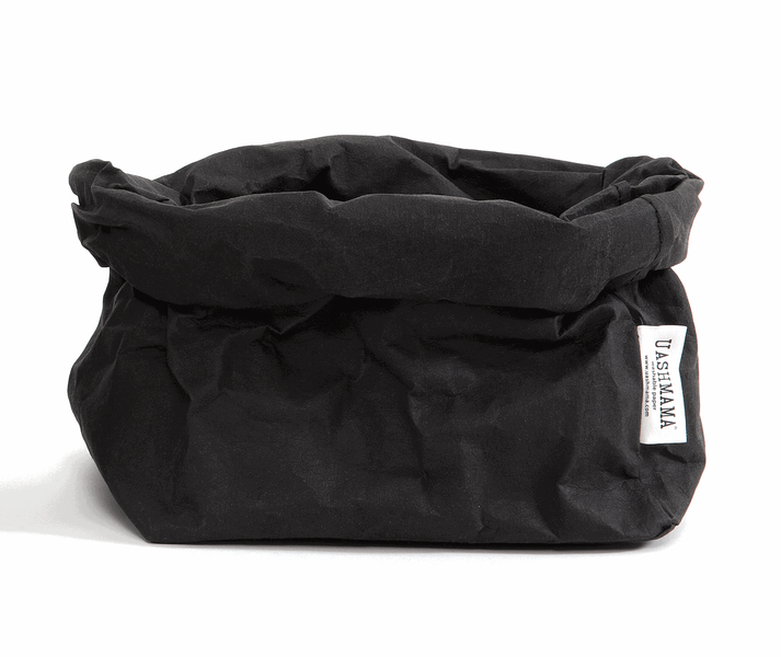 Large Paper Bag, Black