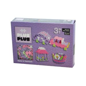 Plus-Plus Mini Basic Pastel 3i1 (125-2-582)