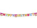 "Tingeling ""Happy Birthday""- banner (1stk)"