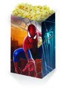 Spiderman Popcornbeger - 4 stk