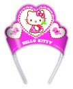 Hello Kitty Tiara - 6 pk