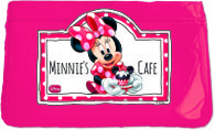 "Minnie Mus ""Minnie's Cafe"" Minivesker - 4 stk"