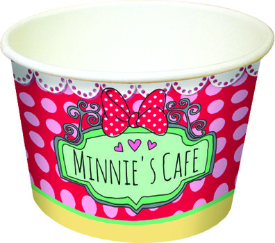 "Minnie Mus ""Minnie's Cafe"" Godtespann - 8 stk (126-82693)"