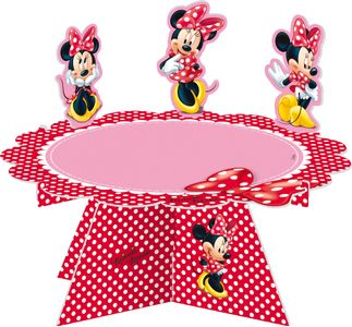 Minnie Mus Kakefat for cupcakes (126-81116)