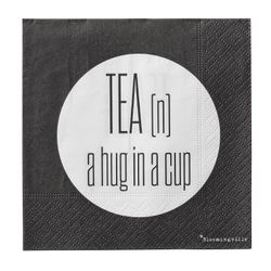 Bloomingville Servietter - Tea (n)...