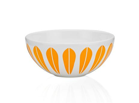 Bolle Lotus Orange, ø18cm