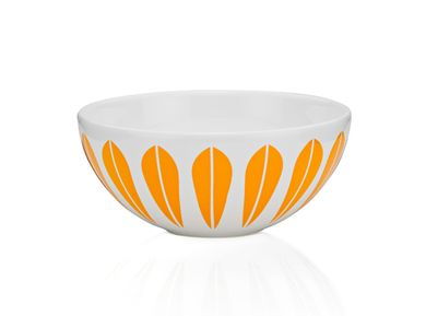 Bolle Lotus Orange, ø24cm