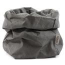 Uashmama X-Large Paper Bag, Darkgrey