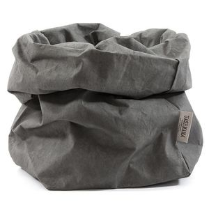 X-Large Paper Bag, Darkgrey
