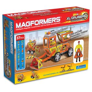 Magformers 037 XL Cruisers Construction-Sett (125-3009)