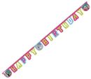 Frozen Happy Birthday banner 2.15m