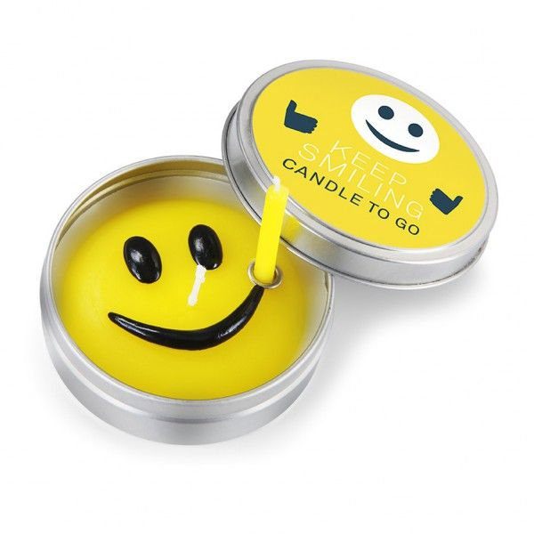 Candle To Go, KeepSmiling