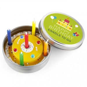 Candle To Go, HappyBirthday