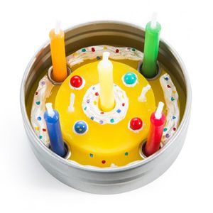 Donkey Candle To Go, HappyBirthday (219-220451)