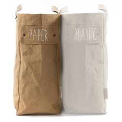 Uashmama Laundry Bag - Natural