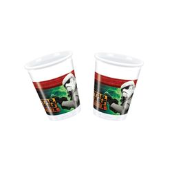 Star Wars Plastkopper 200ml, 8 stk