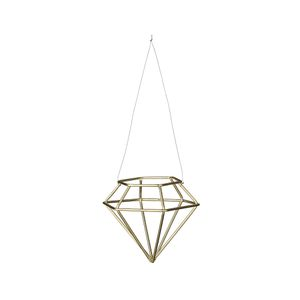Bloomingville Ornament Diamant - Gull (152-27400110)