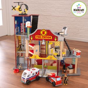 KidKraft Deluxe Fire Rescue Set (101-63214)