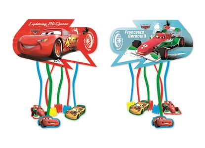 Cars Ice Pinjata - 1 stk (126-84853)