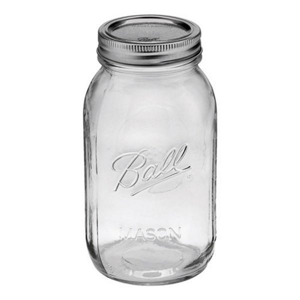 Ball Mason Jar Quart