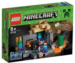 "LEGO® Minecraft Fangehullet - ""The Dungeon"""