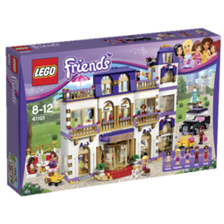 LEGO® Friends Heartlake Grand Hotell, m/figurer