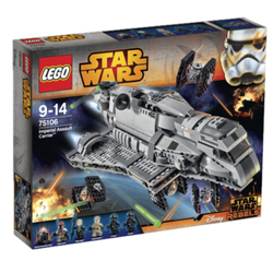 Lego® Star Wars Imperial Assault Carrier, m/figurer