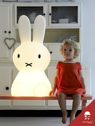 Mr Maria Miffy XL LED lampe