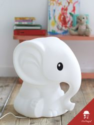 Mr Maria Anana Elefant LED lampe