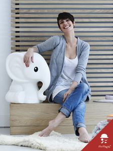 Mr Maria Anana Elefant LED lampe (271-252-ANNN01)