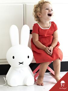 Miffy Small LED lampe