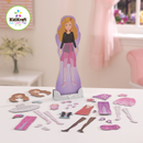 KidKraft Magnetdukke, Dress Up Doll