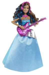 Barbie Co-Lead Princess dukke, 2-i-1 (164-0887961164206)