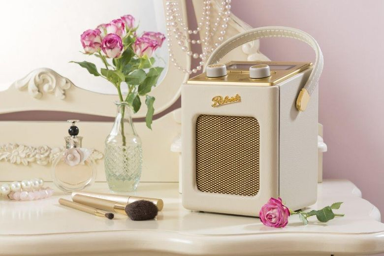 Revival Mini DAB+ Radio Cream