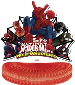 Ultimate Spiderman Web Warriors Bordpynt - 1 stk (126-85170)