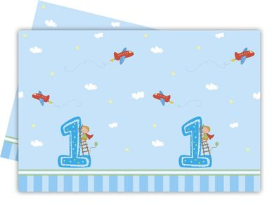 Boys First Plastduk str 120x180 cm (126-85718)